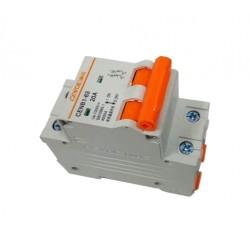 Magnetotermico 20A 2 polos DC 1000v