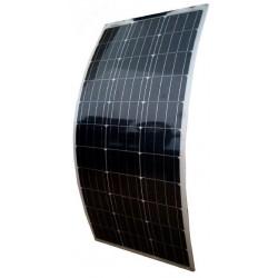 Placa solar semi flexible 150w 12v Monocristal ( 1500 x 675 x 2 mm)