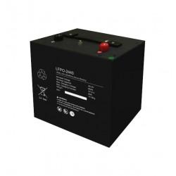 Batería Litio 24 Voltios 1 KW.