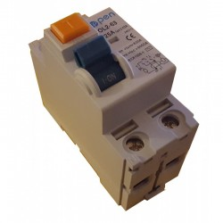 Magnetotérmico 2 polos 20A (2x20A) O.Electric