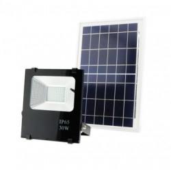 Foco Proyector LED Solar de unos 150W ó 5200 lumen.
