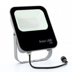 Foco Proyector LED Solar de unos 60 W ó 1200 lumen.
