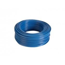 ML CABLE FLEXIBLE H07V-K 4 MM2 AZUL