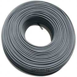 ML CABLE FLEXIBLE H07V-K 4 MM2 GRIS