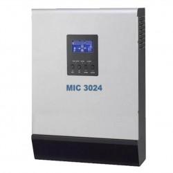 Inversor aislada 24/230V 3000VA/2400W Inversor Senoidal Cargador de 60A MPPT de 60A