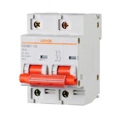 Magnetotermico 120VDC 125A 2 polos