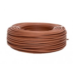 ML CABLE FLEXIBLE H07V-K 4 MM2 MARRON