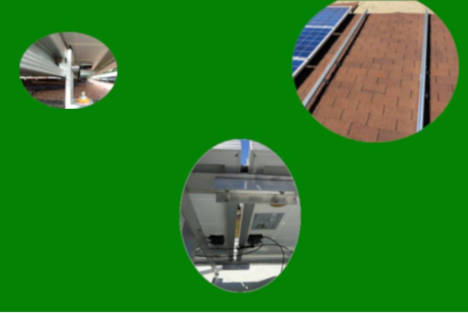 Soportes para paneles fotovoltaicos